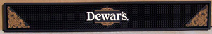 Dewar's Scotch New Bar Mat