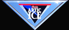 Coors Artic Ice Triangle Bar Mirror