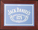 Jack Daniels Old Number 7 Whiskey New Bar Mirror