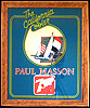 Paul Masson & 7up Wine Cooler Mirror