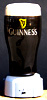 Guinness Stout Lightning in a Glass Plasma Display Piece
