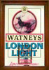 Watney's London Light Mirror
