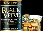 Black Velvet Whiskey