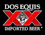 Dos Equis Mexican Beer Plaque Bar Sign