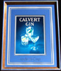 Lord Calvert Gin Vintage Bar Mirror