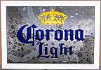 Corona Light Can Mirror