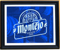 Montejo Mexican Beer Bar Mirror
