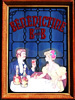 Benedictine B and B Liqueur Vintage Bar Mirror