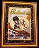 Ballantines Scotch Whisky Mirror