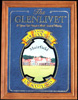 Glenlivet Scotch Whisky Muirfield Classic Golf Courses Of Scotland Vintage Bar Mirror