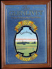 Glenlivet Scotch Whisky Turnberry Classic Golf Courses Of Scotland Vintage Bar Mirror