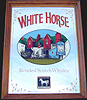 White Horse Blended Scotch Whisky Mirror