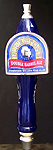 Firestone Double Barrel Ale Blue Tap Handle