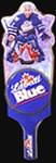 Labatt Blue Hockey Puck Tap Handle