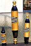 Miller Genuine Draft Set of 3 Tap Handles