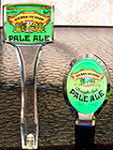 Set of 2 Sierra Nevada Pale Ale Tap Handles