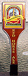 Sacramento Brewing Co Red Horse Ale Tap Handle