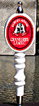 Samuel Adams Cranberry Lambic Tap Handle