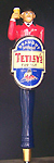 Tetley's Pub Ale Draught Smoothflow Figurine Tap Handle