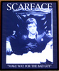 Al Pacino in Scarface Framed Poster