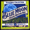 Blue Moon Agave Nectar Ale NEW Bar Tin Sign