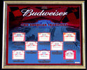 Budweiser 2007 Labels Mirror NASCAR