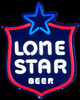 Lone Star Texas Beer Illuminated Badge Bar Sign