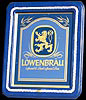 Lowenbrau Nautical Rope Mirror