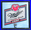 Miller Genuine Draft Light Mirror