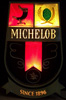 Michelob Beer Vintage Illuminated Bar Sign