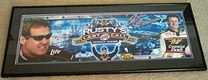 Miller Lite Rusty Wallace's Last Call Framed Print