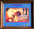 Seagram's Seven Crown of Sports Collection Jim Thorpe All American Mirror