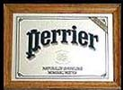 Perrier Sparkling Mineral Water Mirror