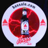 Bass Ale Sound Activated Plasma Light