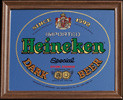 Heineken Special Dark Beer Vintage Bar Mirror