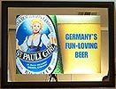 St Pauli Girl Illuminated Mirror